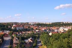 Trebic, Czech Republic Stock Photo