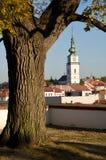 Trebic, Czech republic Stock Image