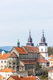 Trebic, Czech Republic Royalty Free Stock Images