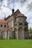 Trebic, republika czech zdjęcie royalty free