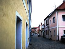 Trebic UNESCO. EUROPA Czech Republic Trebic Jewish Town UNESCO Stock Photos