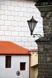 Trebic, UNESCO miasteczko zdjęcie stock