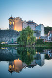 Trebinje, μια πόλη σε Βοσνία-Ερζεγοβίνη Στοκ Εικόνες