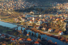 Trebinje city. Bosnia and Herzegovina royalty free stock image