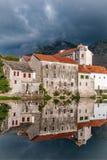 Trebinje en stad i Bosnien och Hercegovina Arkivfoto