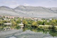Trebinje landscape Stock Images
