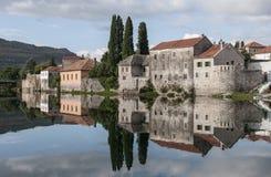 Trebinje, miasteczko w Bośnia i Herzegovina zdjęcia royalty free