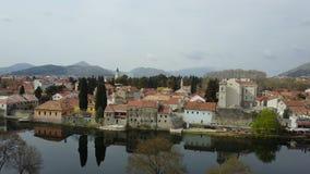 Trebinje. View of the old town of Trebinje Royalty Free Stock Photos