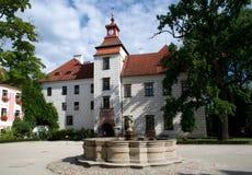 Trebon, Czech republic Stock Photo