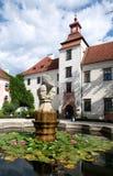 Trebon, Czech republic Royalty Free Stock Photo