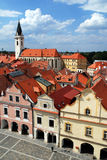 Trebon, Czech republic Royalty Free Stock Photos