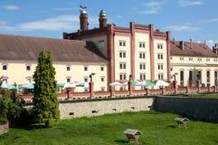 Trebon, Czech republic Stock Images