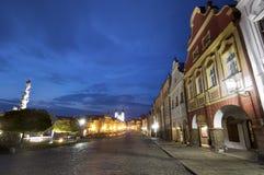 Trebon place Royalty Free Stock Photo