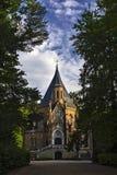 Trebon, Schwarzenberg grobowiec - Obraz Royalty Free