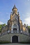 Trebon, Schwarzenberg grobowiec - Zdjęcia Stock
