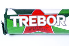 Trebor Brand Logo Royalty Free Stock Photos