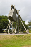 Trebuchet 1. Trebuchet example royalty free stock photo
