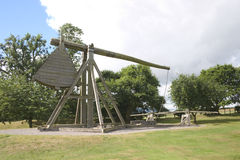 Trebuchet 2 Royalty Free Stock Image