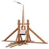 Trebuchet Royalty Free Stock Image