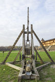 Trebuchet Royalty Free Stock Photo
