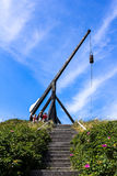 Trebuchet in Skagen Stock Photo