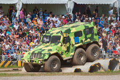 TRECOL-39294 all-terrain vehicle Stock Images