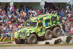TRECOL-39294 pojazd Obrazy Stock