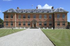 Tredegar house Royalty Free Stock Photos