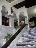 treden aan Algiers Royalty-vrije Stock Foto's