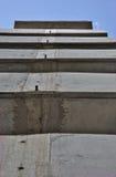 Treden aan brug Royalty-vrije Stock Afbeelding