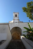Treden aan Santa Luzia Royalty-vrije Stock Foto
