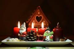 Tredje advent söndag Royaltyfri Foto