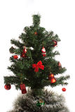 Tree. Christmas tree isolated on white background Royalty Free Stock Photography