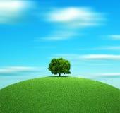 The tree Royalty Free Stock Photos