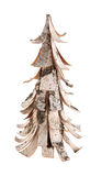 Tree. Homemade tree for Christmas or country decoration Royalty Free Stock Photography