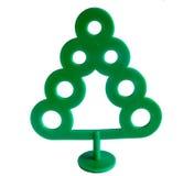 Tree. Green toy Royalty Free Stock Photo