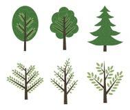 Tree9 Imagens de Stock Royalty Free