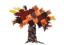 Tree applique. Stock Image