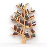 Tree av kunskap. royaltyfri illustrationer