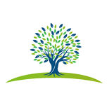 Tree background Royalty Free Stock Photography