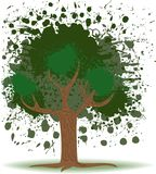 Tree Blob Stock Image