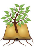 Tree book Royalty Free Stock Photo
