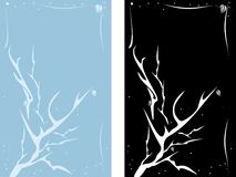 Tree branch royalty free illustration