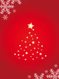 Tree christmas royalty free stock photos