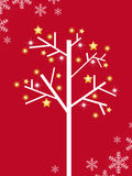 Tree christmas Stock Photography