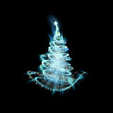 Tree christmas. An image of a nice christmas tree light Royalty Free Stock Photos