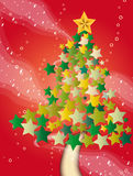 Tree christmas Stock Photography