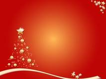 Tree christmas stock photo