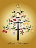 Tree christmas royalty free stock photography
