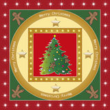 Tree christmas Royalty Free Stock Images